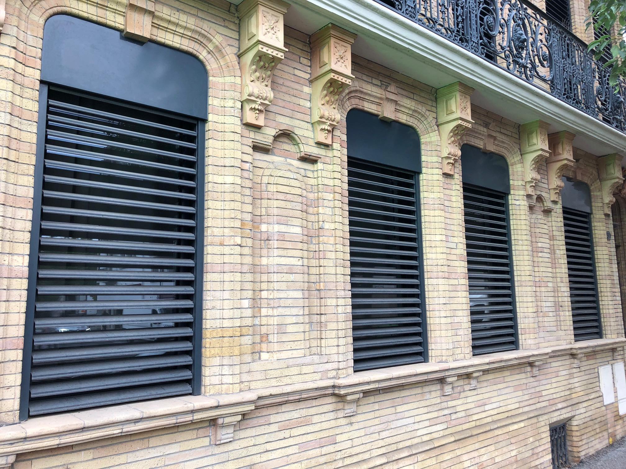 menuiserie brise soleil Toulouse