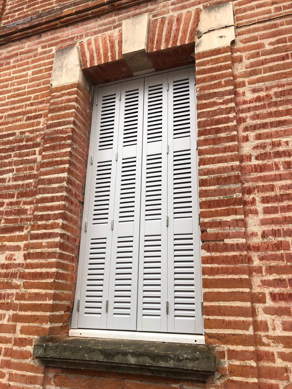 menuiserie fenêtre volet brise soleil Toulouse